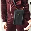 Schoudertasje klein model zwart fashion