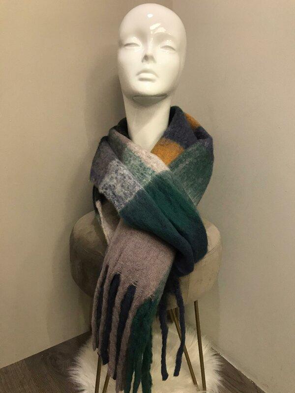 Dikke sjaal