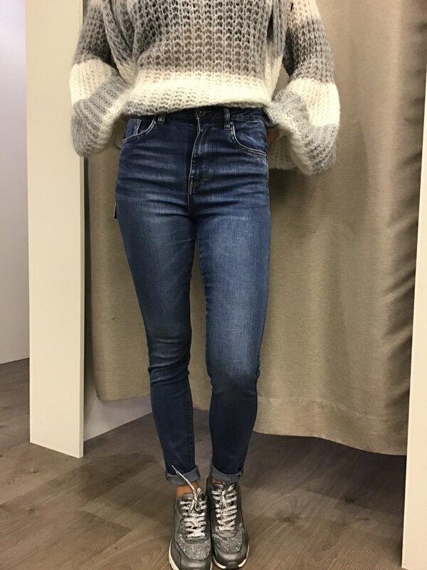 Jeansbroek toxik