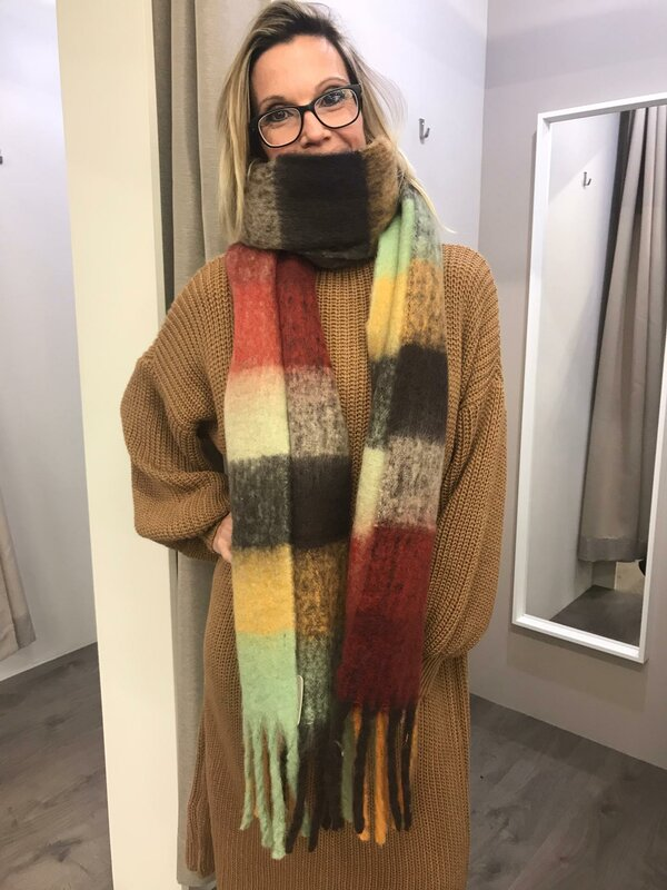 Flashy sjaal