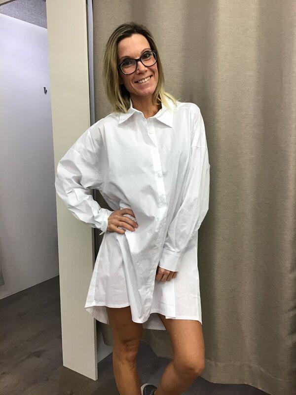 Lang wit hemd