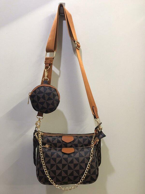 3-delige handtassenset